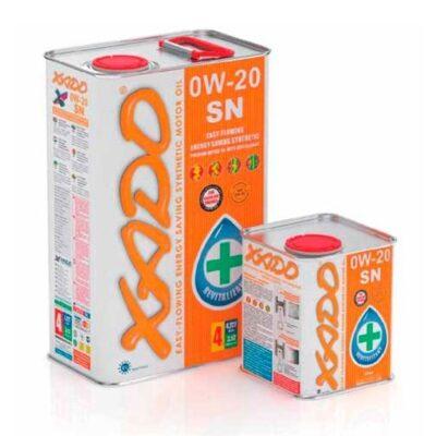 XADO 0W - 20 SN