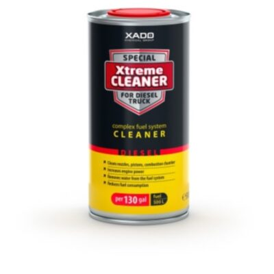 XTREME CLEANER DIESEL TRUCK-CURATITOR COMPLEX SISTEM ALIMENTARE