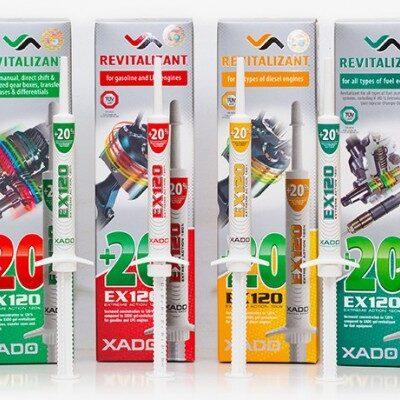 REVITALIZANT MOTOR XADO EX 120 PENTRU MOTOARE DIESEL