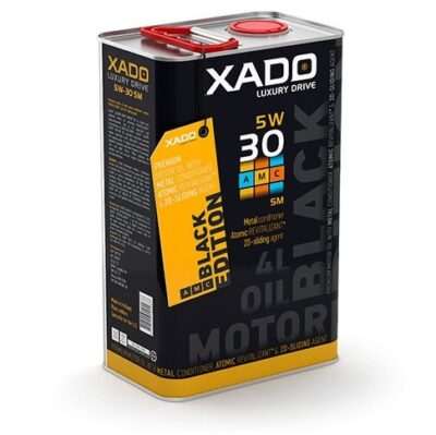 XADO 5W-30 SM/CF LUXURY DRIVE BLACK EDITION